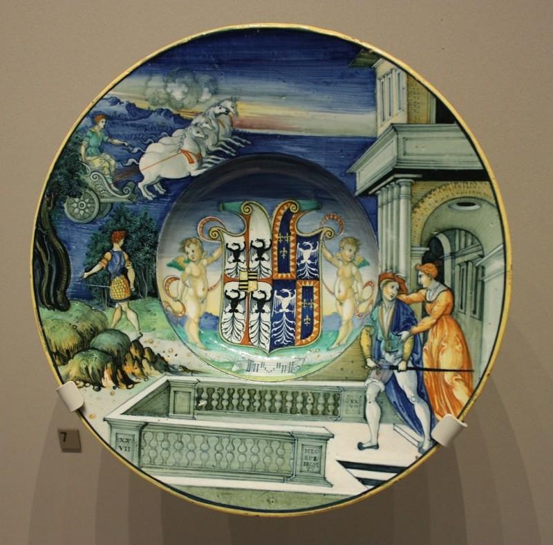 Nicola da Urbino, 1524