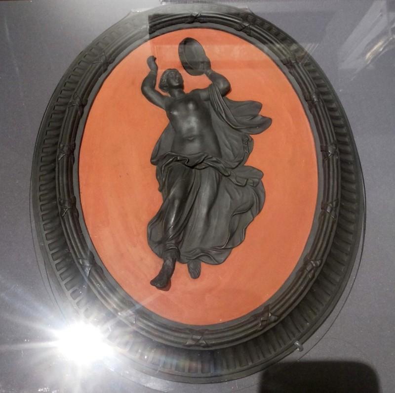 Basaltware medallion, Wedgwood