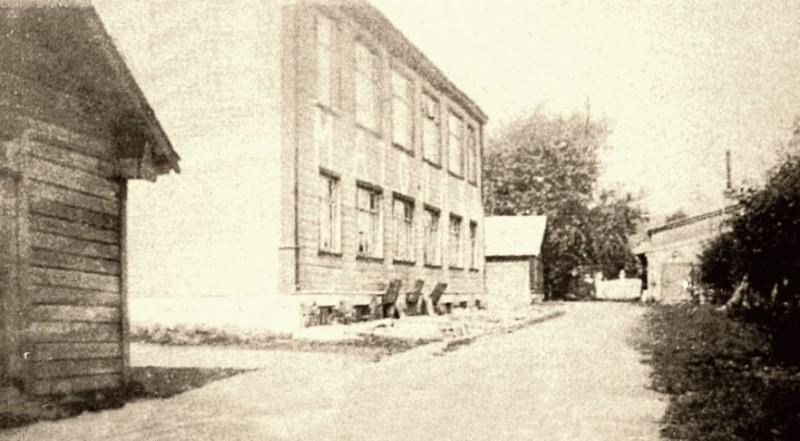 Abramtsevo Pottery Factory, 1903