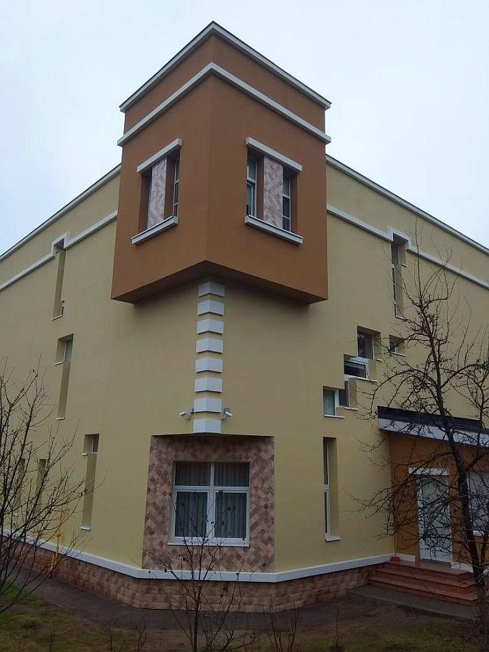 Coffee collection facade ceramic tiles