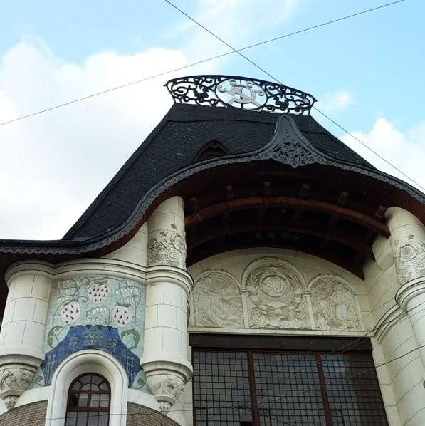 Yaroslavski train station