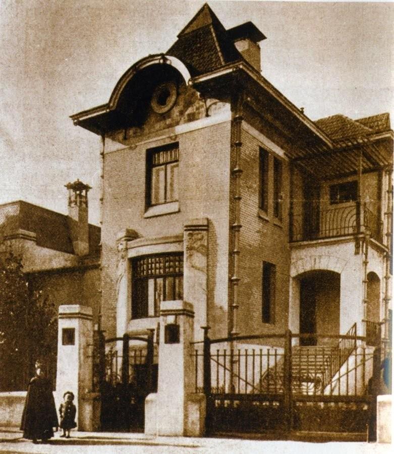 Melnikov's manor (1904, V. D. Adamovich)
