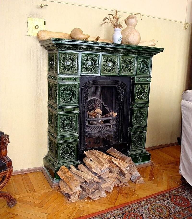 Abo furnace in museum of N.I. Vavilov